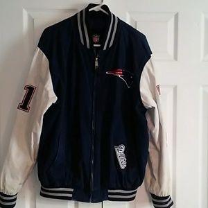 Men's NFL Patriots Jacket